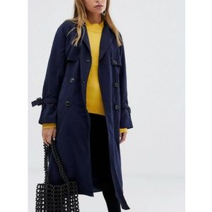 NWT ASOS | Lightweight Trench